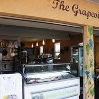The Grapevine organic vegetarian cafe Nimbin