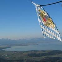 Ballonfahrten im Chiemgau und in den Alpen