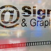 @ Signs & Graphics