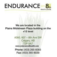 Endurance on 8th Health Centre