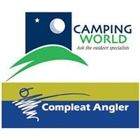Camping World and Compleat Angler Darwin