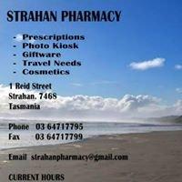 Strahan Pharmacy.