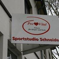 Sportstudio Schneider