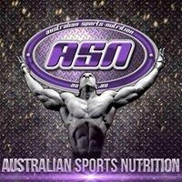 Australian Sports Nutrition Darwin