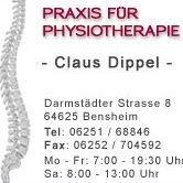 Praxis für Physiotherapie - Claus Dippel