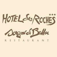 Hôtel des Roches - Restaurant Sognu di Babbu