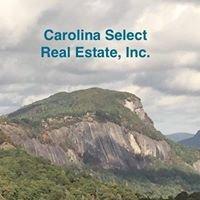Carolina Select Real Estate, Inc.