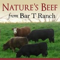 Nature's Beef from Bar T Ranch