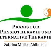 Praxis für Physiotherapie & alternative Therapien Sabrina Müller-Ahlbrecht