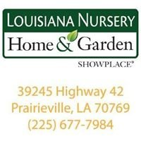 Louisiana Nursery Home & Garden Showplace