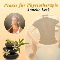 Praxis für Physiotherapie Annelie Lesk