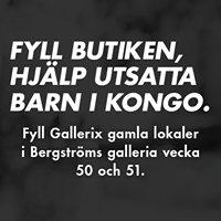 Fyll Butiken, en pop up-butik vecka 50 samt 51