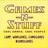 Games-N-Stuff
