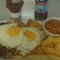 Alfies Cafe