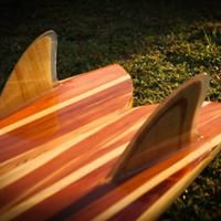 Burnett Wood Surfboards