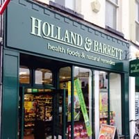 Holland & Barrett Boston