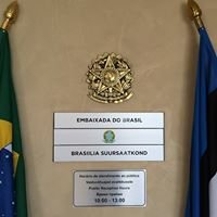 Embaixada do Brasil em Talin - Embassy of Brazil in Tallinn