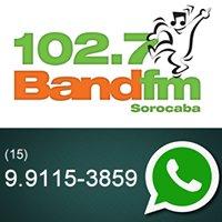 BAND FM - Sorocaba - 102,7