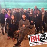Brendan Halliday Boot Camp