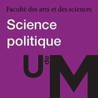 Département de science politique - Université de Montréal