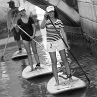 SUP in Venice