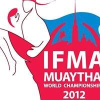 IFMA Muaythai World Championships 2012