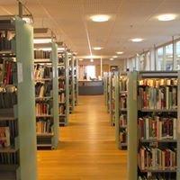 Knut Hahns bibliotek