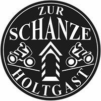"""Biker-Hotel """"Zur Schanze"""" Holtgast"""