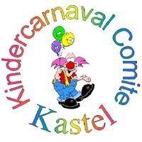 Kindercarnaval stoet te Kastel