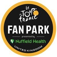 Le Tour de France Fan Park Harrogate