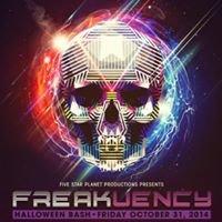 FREAKuency 2014 Halloween BASH