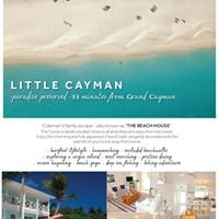 "Little Cayman ""Paradise Preserved"", Colemans Family Condo for Rent"