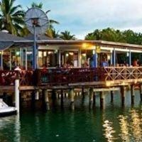 The Sharkbite Bar & Grill, Providenciales, Turks & Caicos
