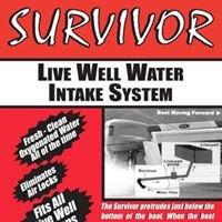 Survivor High Speed Water Pickup System