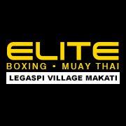 Elite Boxing & Muay Thai Gym Legaspi Village Makati