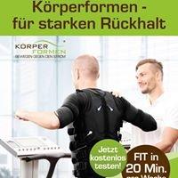 Körperformen Kleinheubach EMS-Fitnessstudio