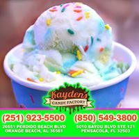 Orange Beach: Kayden's Candy Factory