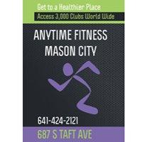 Anytime Fitness Mason City
