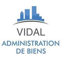 VIDAL Administration de Biens