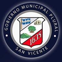 Alcaldía de San Vicente