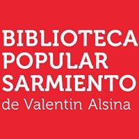 Biblioteca Popular Sarmiento de Valentín Alsina