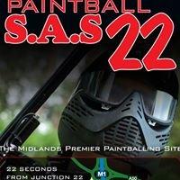 SAS 22 - Midlands Premier Paintballing Site