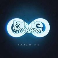 Blue summer festival