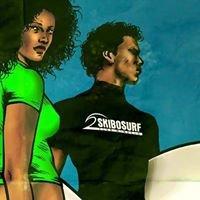 Skibosurf - Associação de Skimming, Bodyboard e Surf
