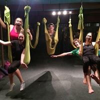 Anti Gravity Yoga with Alex
