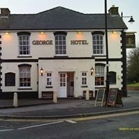 the original and only george hotel spilsby lincs!!