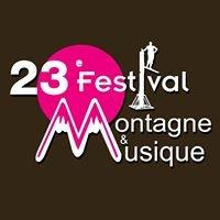 Festival Montagne et Musique