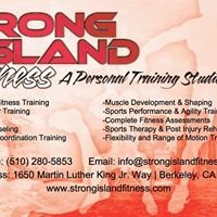 Strong Island Fitness