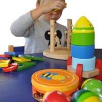Little Wooden Toybox - Kimberley Patterson