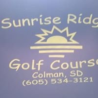 Sunrise Ridge Golf Course